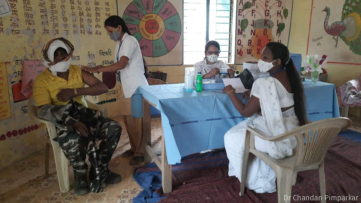 Remote Tribal Village Shows How To Fight Vaccine Hesitancy