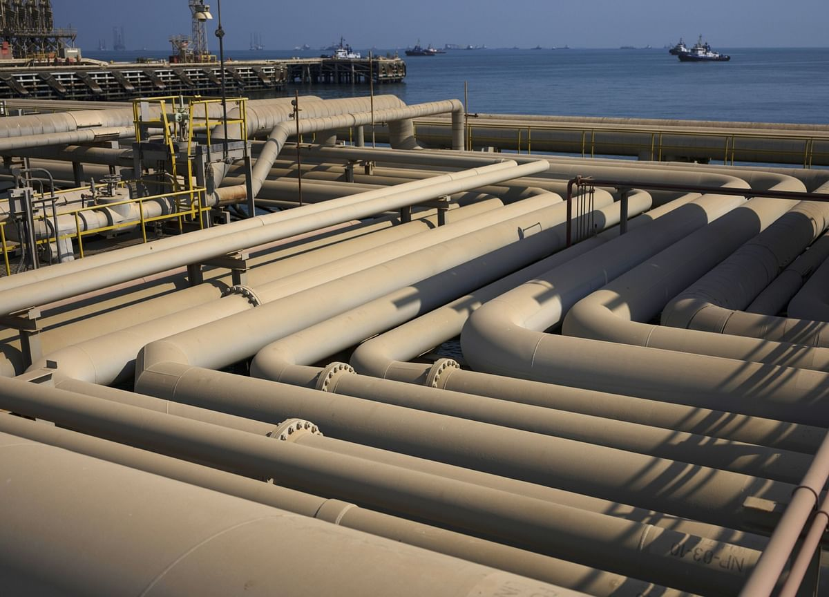 Aramco Closes $12 Billion Pipeline Deal With China, UAE Backing