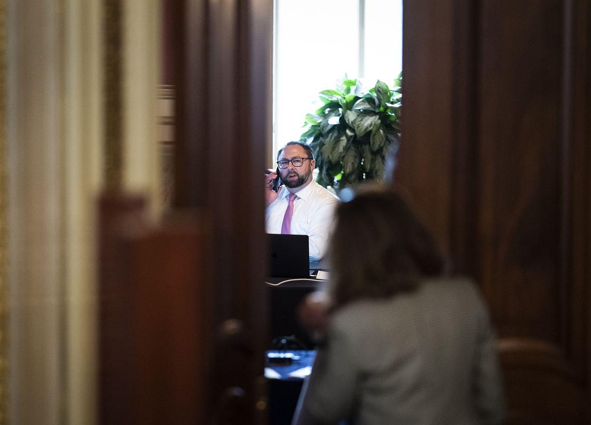Trump Spokesman to Run Tech Startup as Ex-President Plots Return