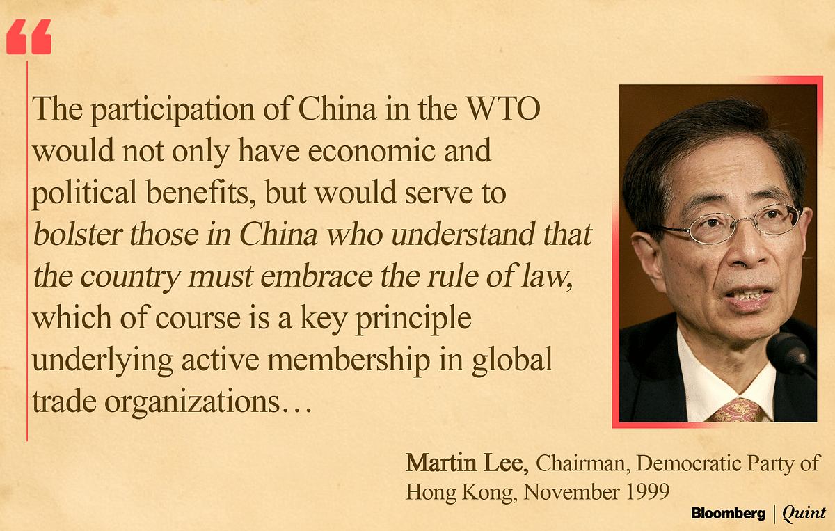China In WTO @ 20: Lessons For India And The World