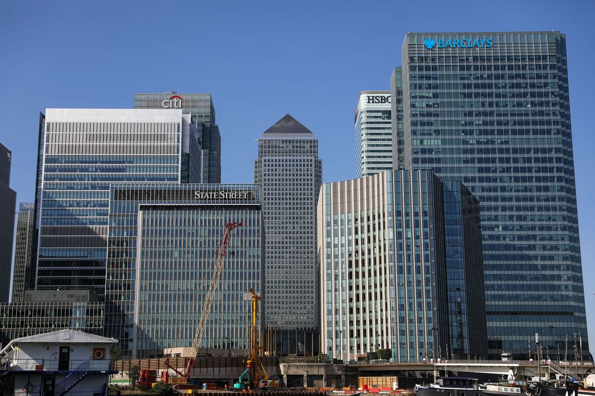 London May Still Dominate European Finance, Report Shows