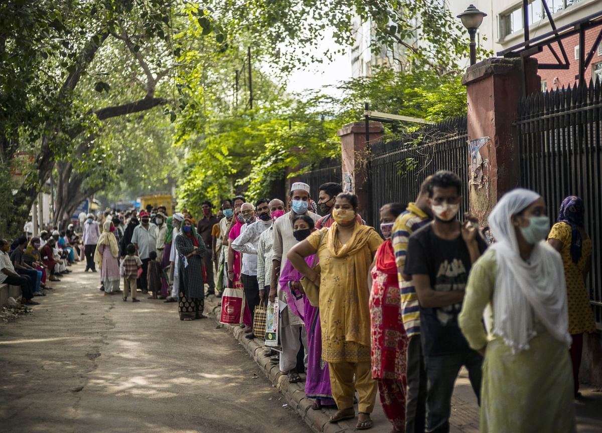 Covid-19 India Updates: New Infections Remain Below 70,000 For Third Day; Active Cases Above 8.2 Lakh