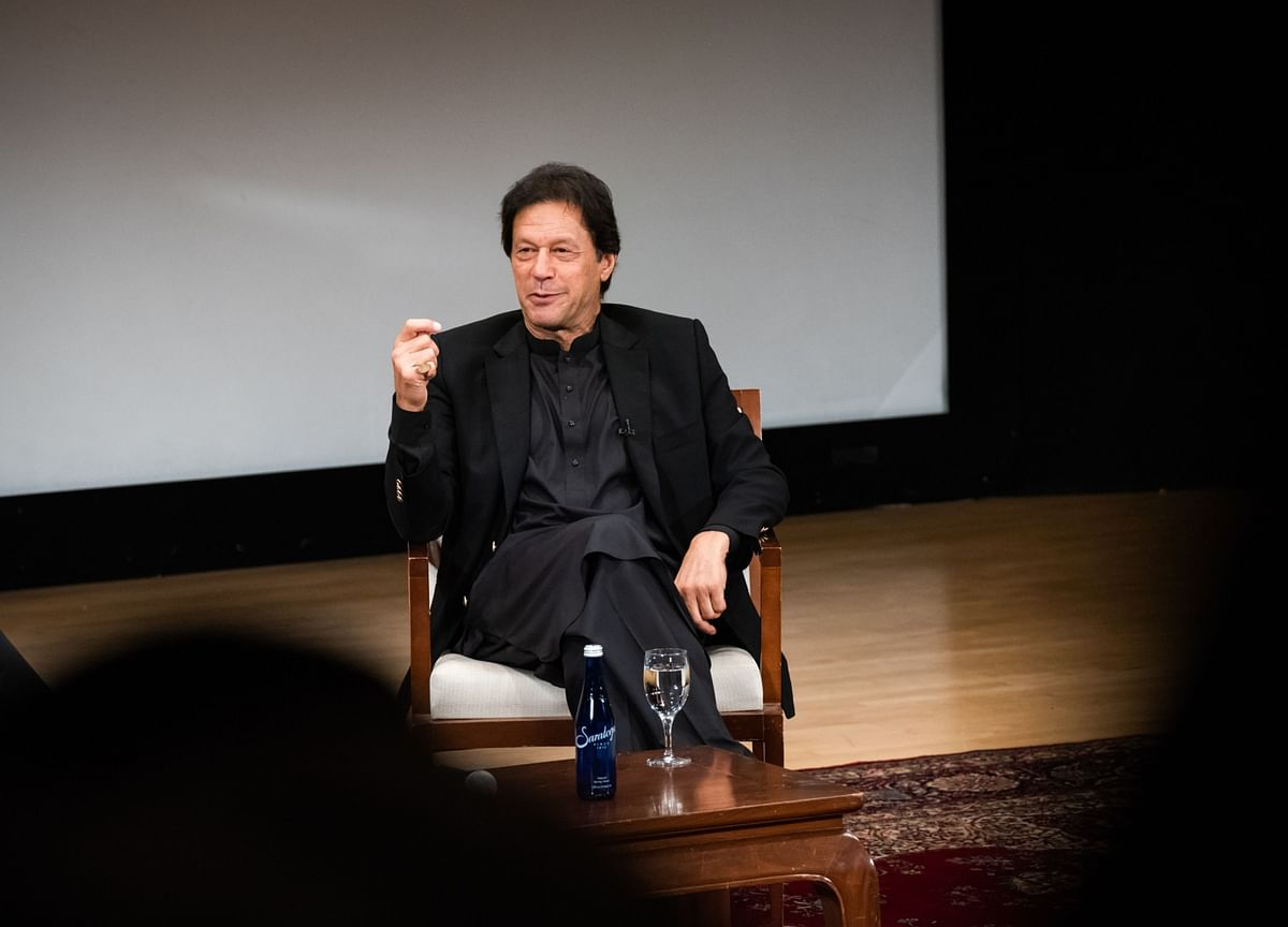 Pakistan Wants Even-Handed Ties With The U.S., Imran Khan Says
