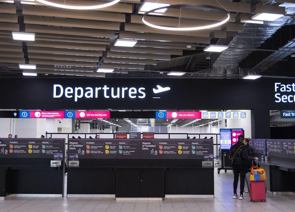 Hong Kong to Ban Passenger Flights From U.K. From Thursday