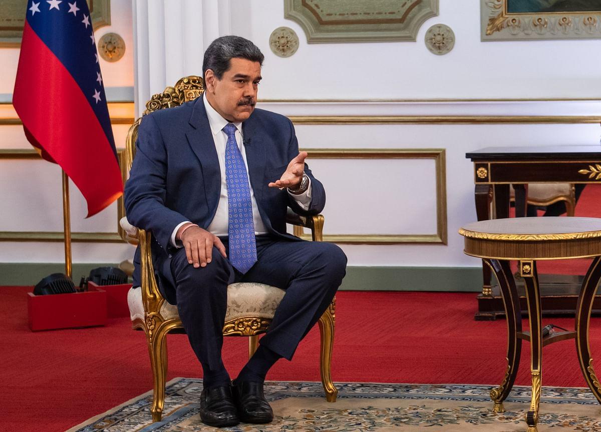 U.S. Rejects Maduro's Call for Biden to Lift Venezuela Sanctions