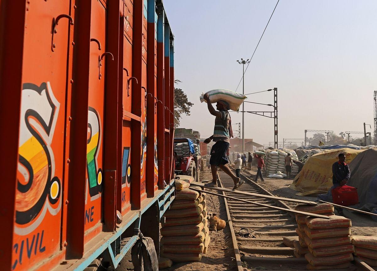 Dalmia Bharat Sees Uptick in India Cement Demand