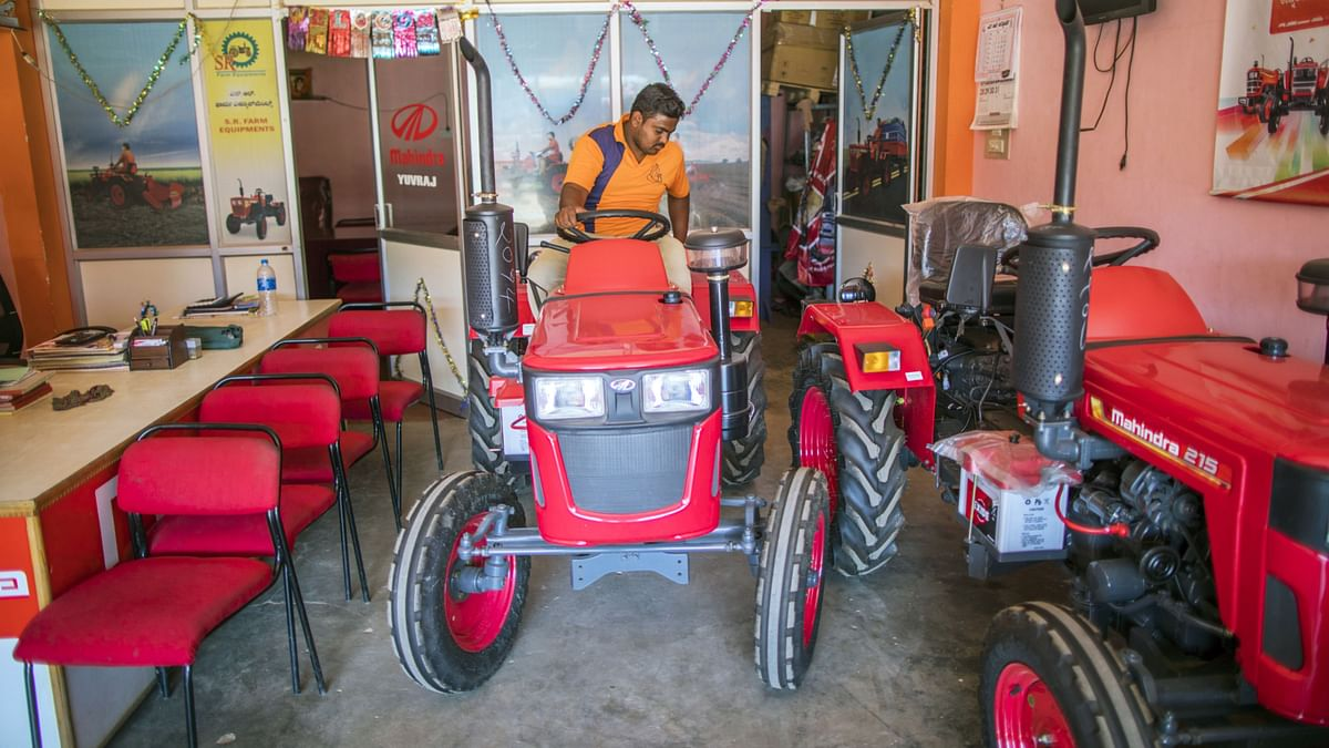 Retail Tractor Sales Signal Collapse In Rural Demand