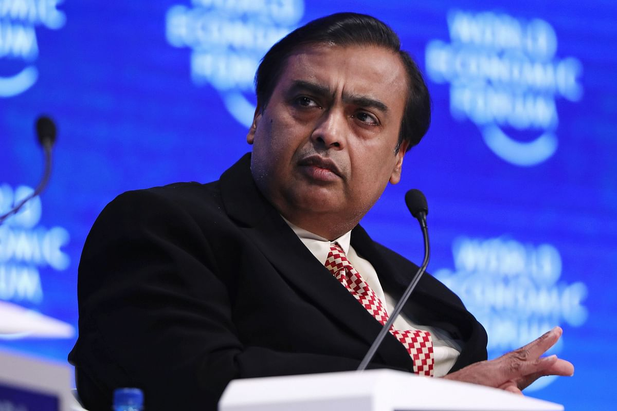 Ambani'sReliance Plans to Tackle Covid With Cheaper Tests, Tapeworm Drug