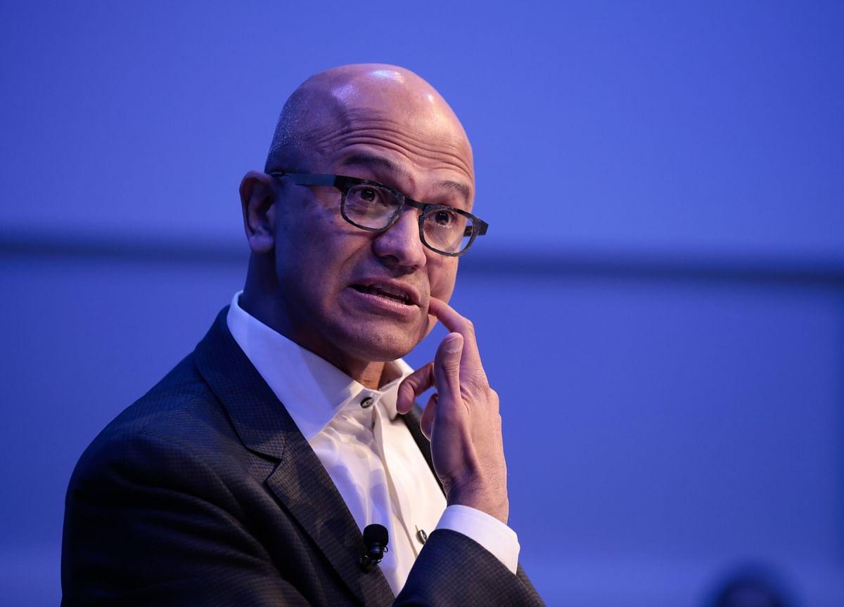 Microsoft Names Nadella Chair, Thompson Remains on Board