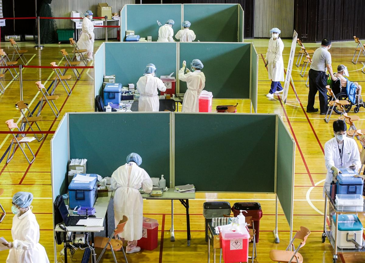 U.K. Cases Surge; BofA Sets Office Return Plan: Virus Update