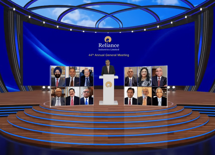 Reliance AGM: Full Text Of Mukesh Ambani's Speech To Shareholders