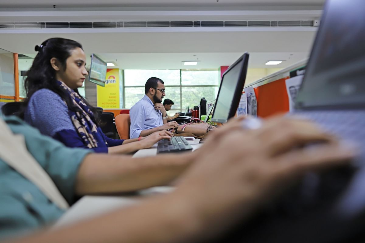 TeamLease Q4 Review - Downbeat Commentary On Margins: ICICI Securities