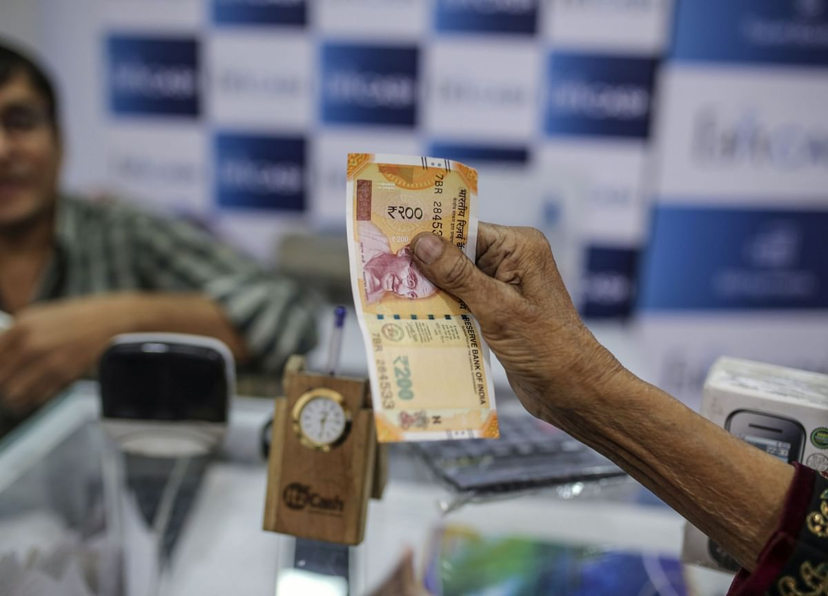 RBI May Have Let Rupee Rise 2% to Fight Inflation Pressures