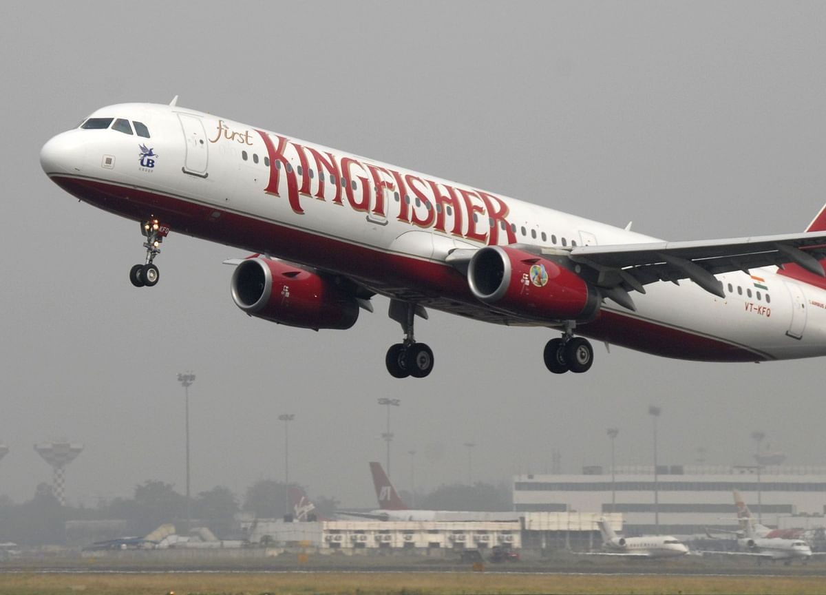 Kingfisher Airlines Case: Lenders Led By SBI To Sell Pledged Shares