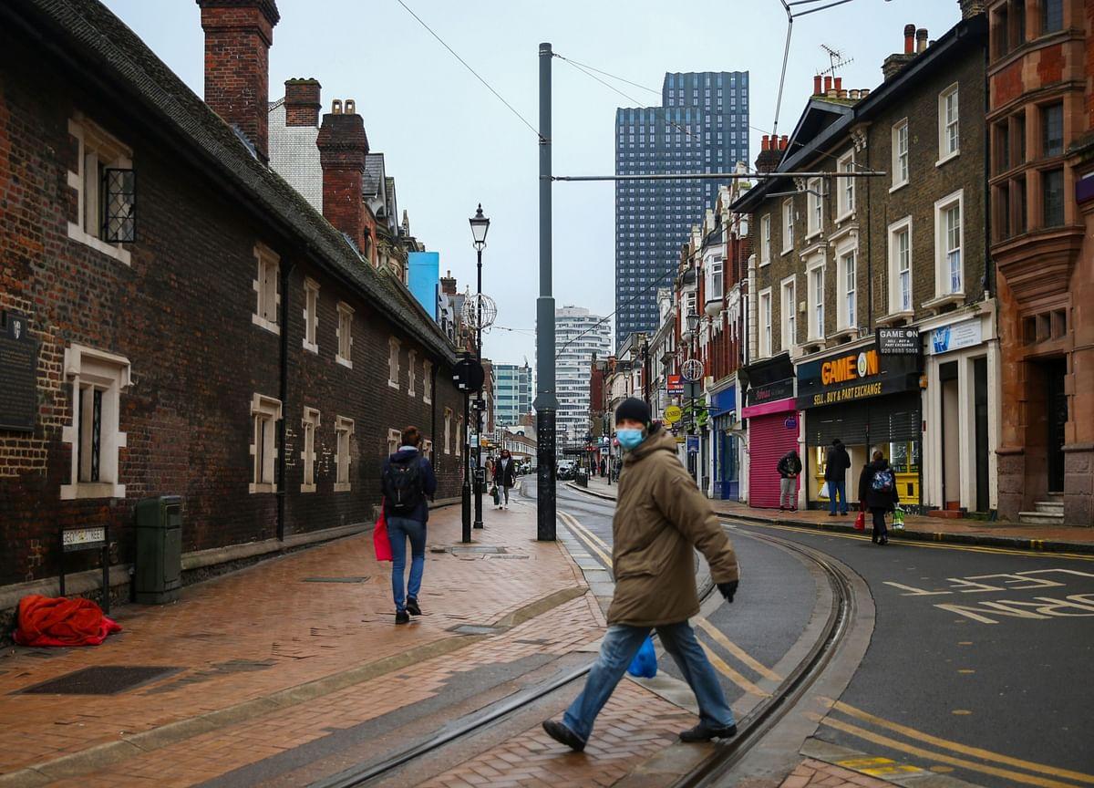 U.K. Economy Grew More Than Estimated Before Pandemic Struck