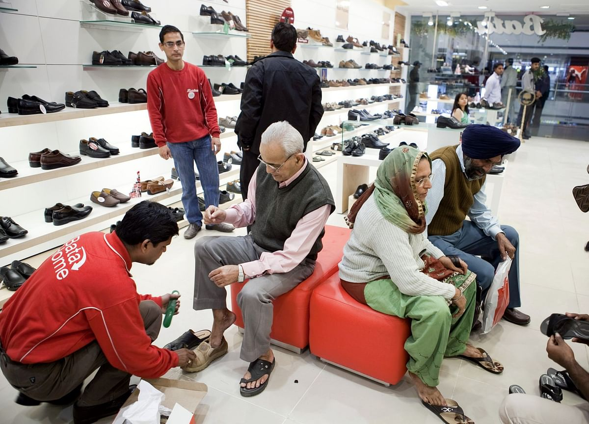 Bata India Shares Surge Most In 14 Months After Q4 Results