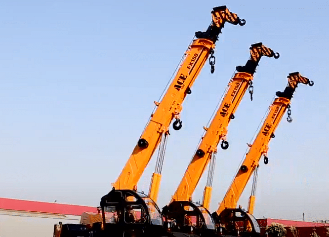 Action Construction Equipment - Robust Q4 Performance But Small Bump Ahead: ICICI Direct