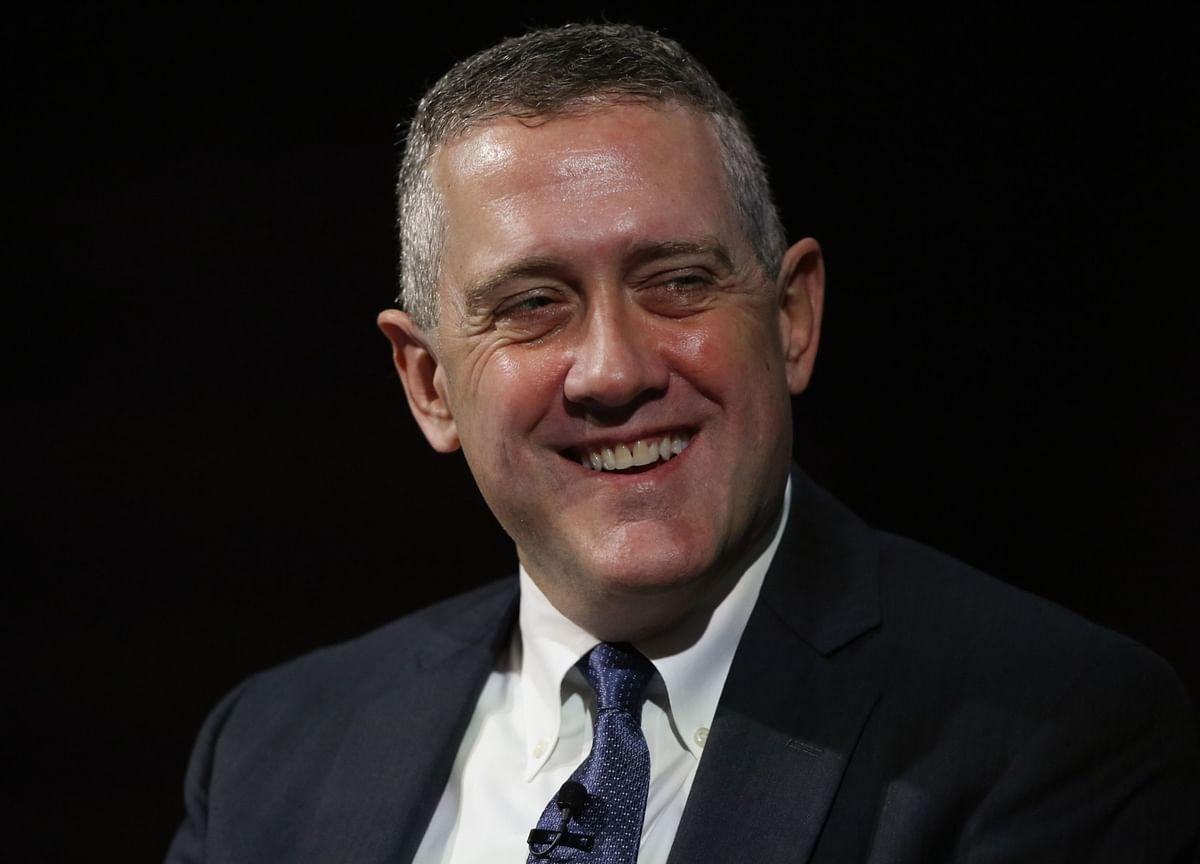 Fed's Bullard Says High Inflation May Warrant 2022 Liftoff