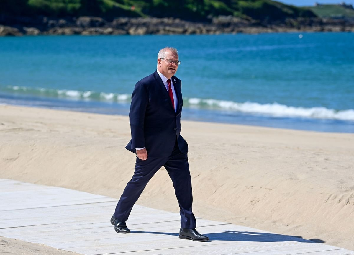 Australia Says It Wants to 'Sit Around the Table' With China