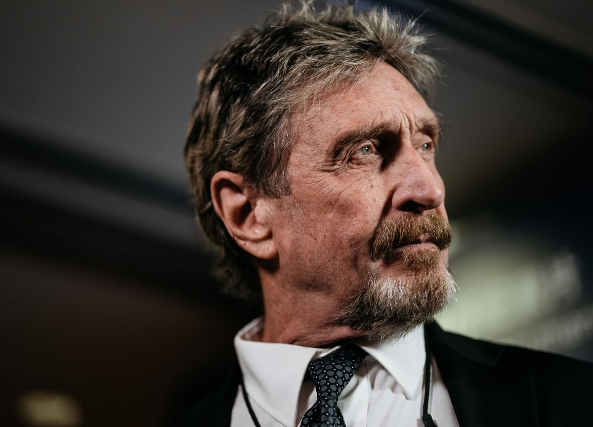 John McAfee Found Dead in Spanish Cell After Extradition Announcement