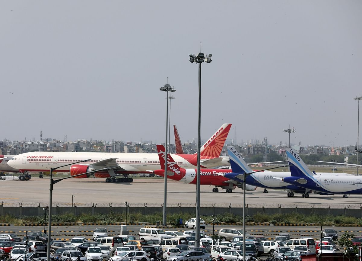 Indian Airlines Will Lose $8 Billion Due to Covid, CAPA Says