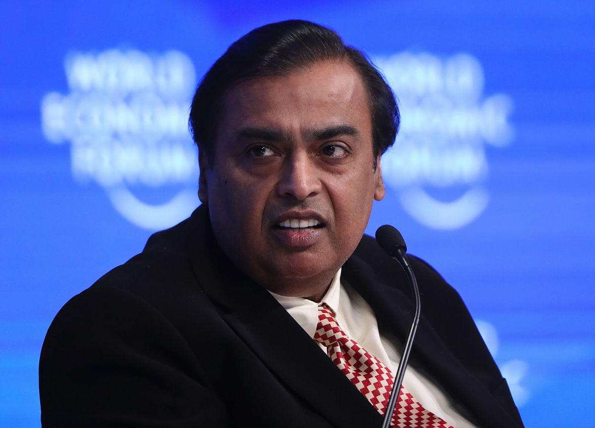Mukesh Ambani Says Digital Divide Needs To Be Bridged