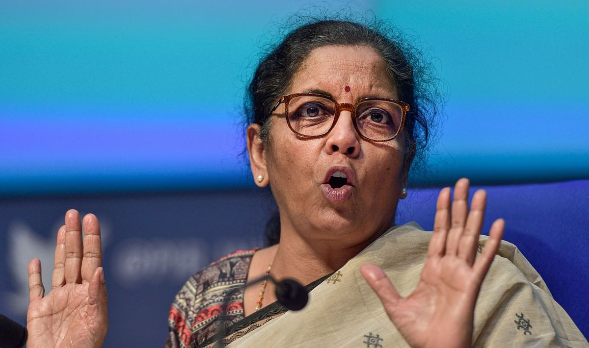 Government, RBI Will Push Growth, Says Sitharaman