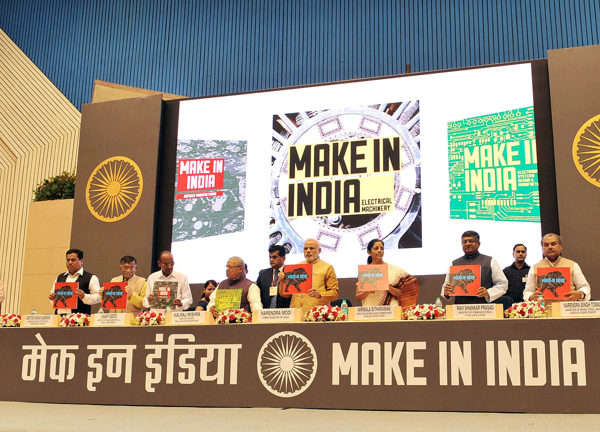 The Unmaking Of Make In India