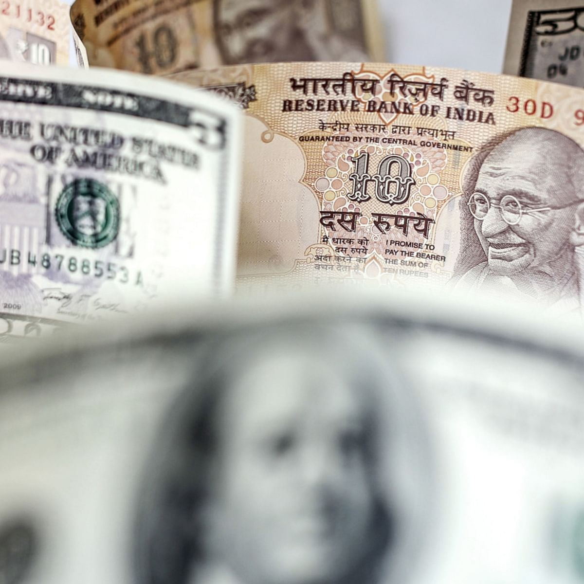 India's Forex Reserves: $600 Billion And Counting...