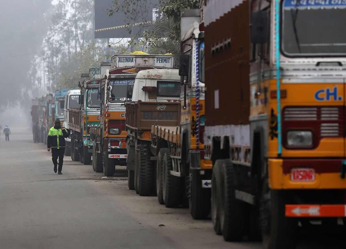 Bharat Forge Sees India Truck Demand Recovering After August
