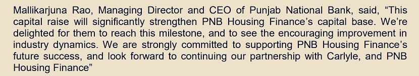 """<div class=""""paragraphs""""><p>Excerpt from the PNB Housing media statement on May 31</p></div>"""