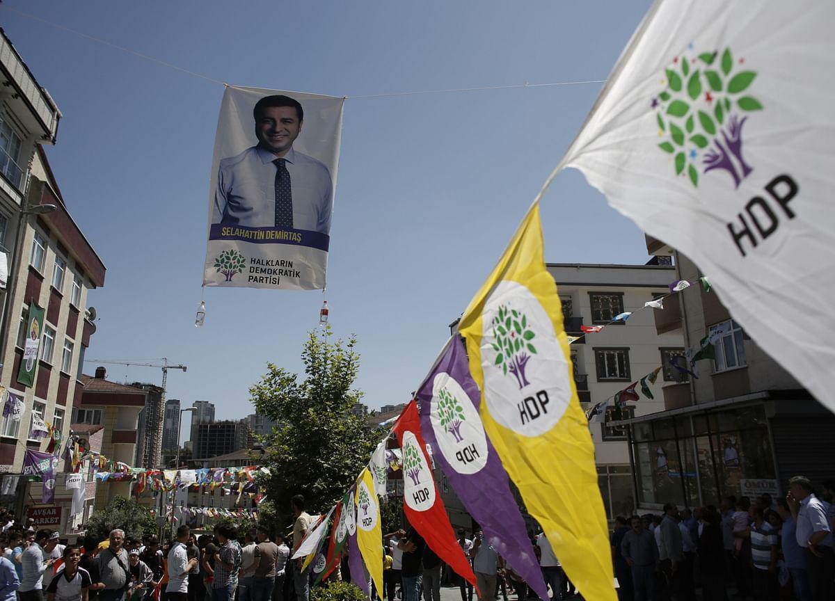 Turkish Indictment to Ban Pro-Kurdish Party Risks Biden's Ire