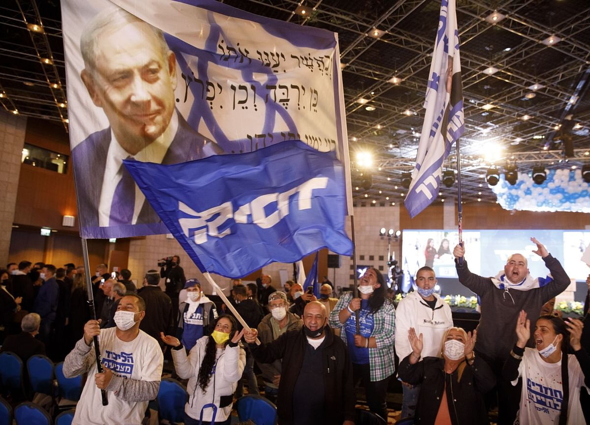 Netanyahu's Legacy Is Safe In His Rivals' Hands