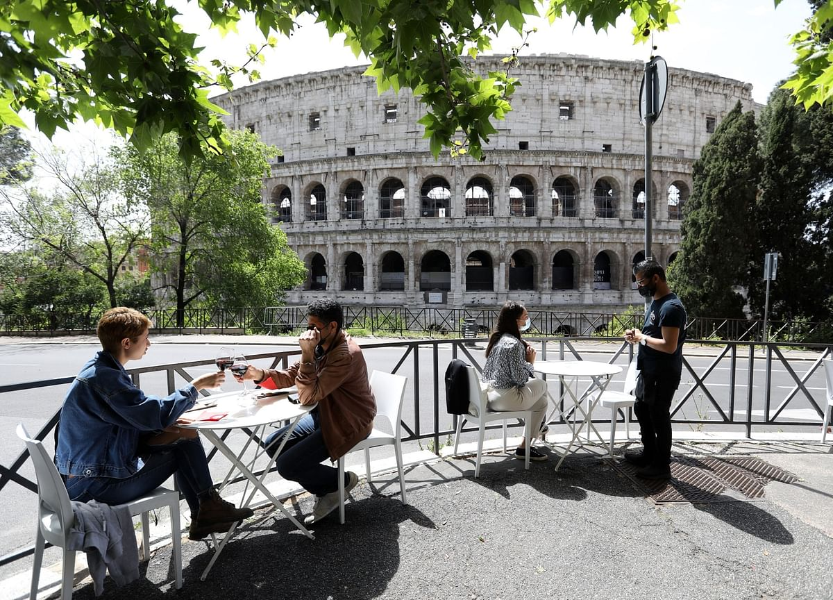 What It's Like to Visit Rome Right Now