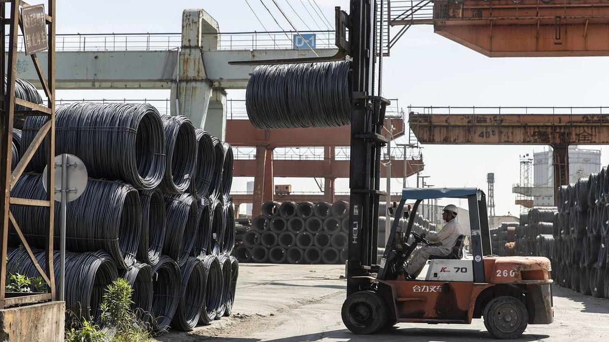 Why Steel Stocks' Stellar Run Hit A Bump