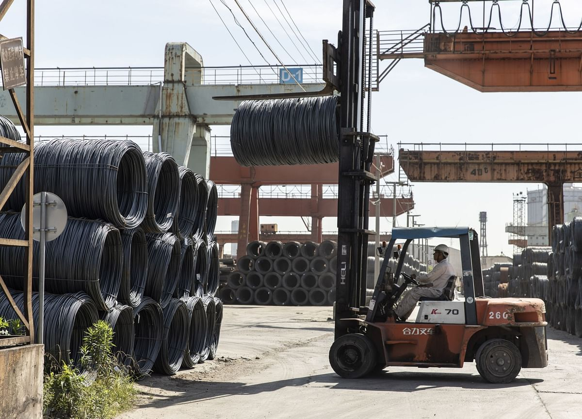 From JSW Steel To SAIL, Steel Stocks' Stellar Run Disrupted By Supply Issues, Weak Demand