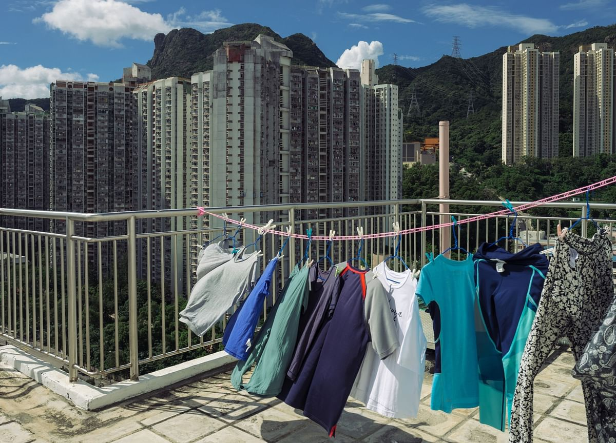 Hong Kong's Poor Families Doubled Amid Pandemic, Protests