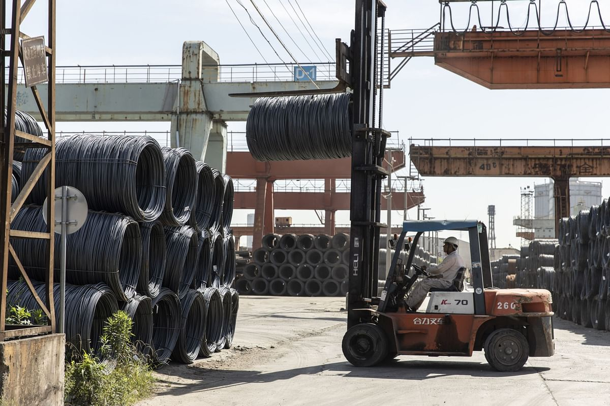 Steel Sector Update - China's Steel Exports Rise As Domestic Demand Weakens: Motilal Oswal