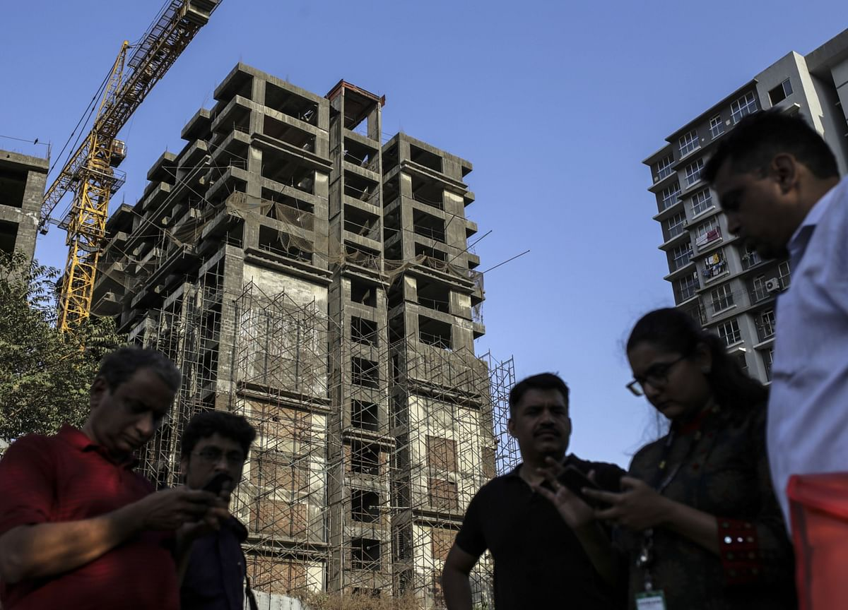 Hard Hit Indian Builders Seek Support to Tide Over Covid Wave