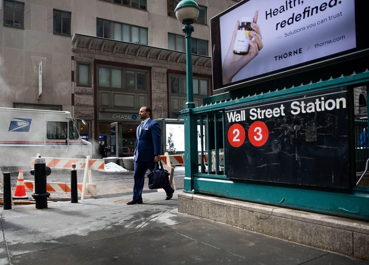 Wall Street's China Dreams Get Jolt From U.S. Hong Kong Warning