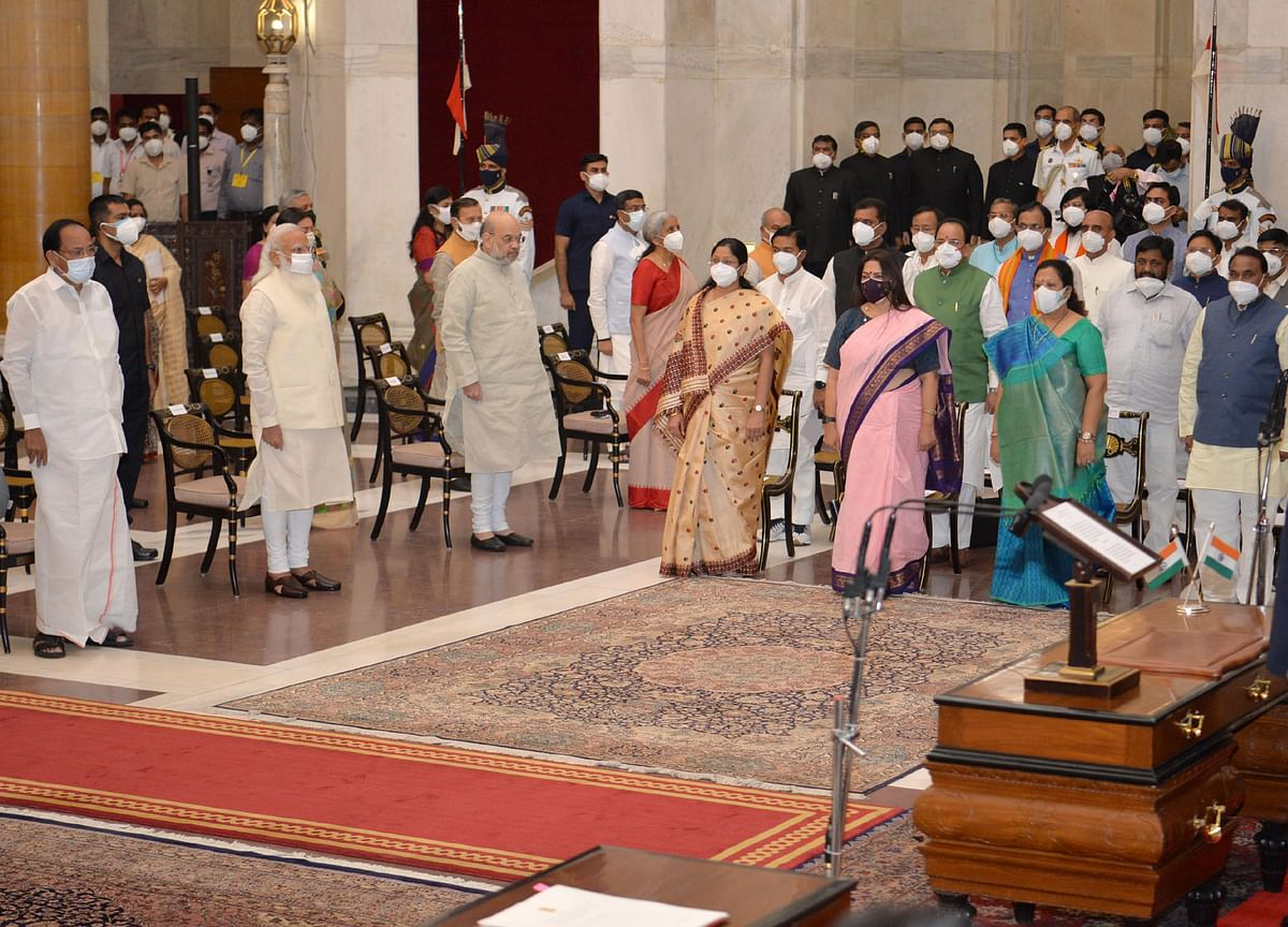 Cabinet Expansion: What Modi's New Council Of Ministers Says About His Electorate