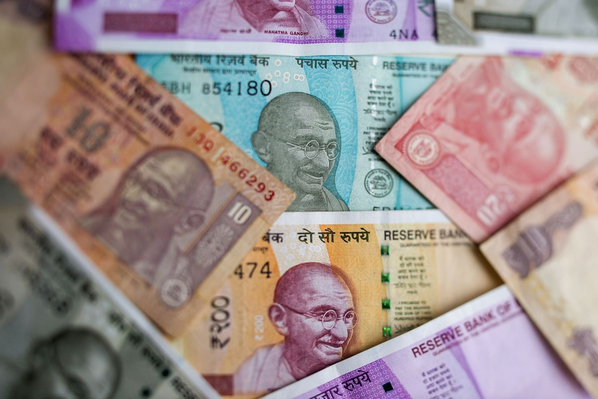 Rupee Slides Toward Year's Low as India's Trade Deficit Widens