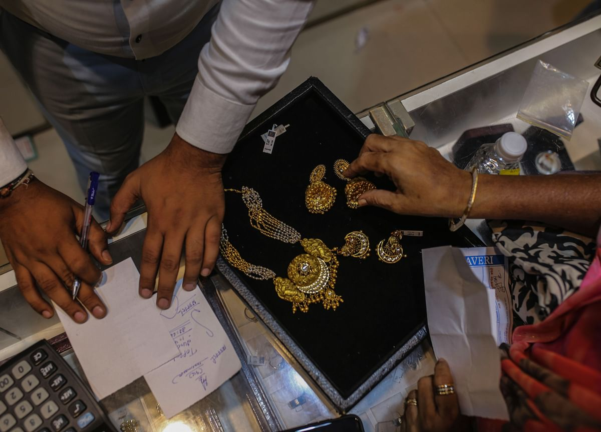 Indians Are Selling Their Gold Jewelry to Make Ends Meet