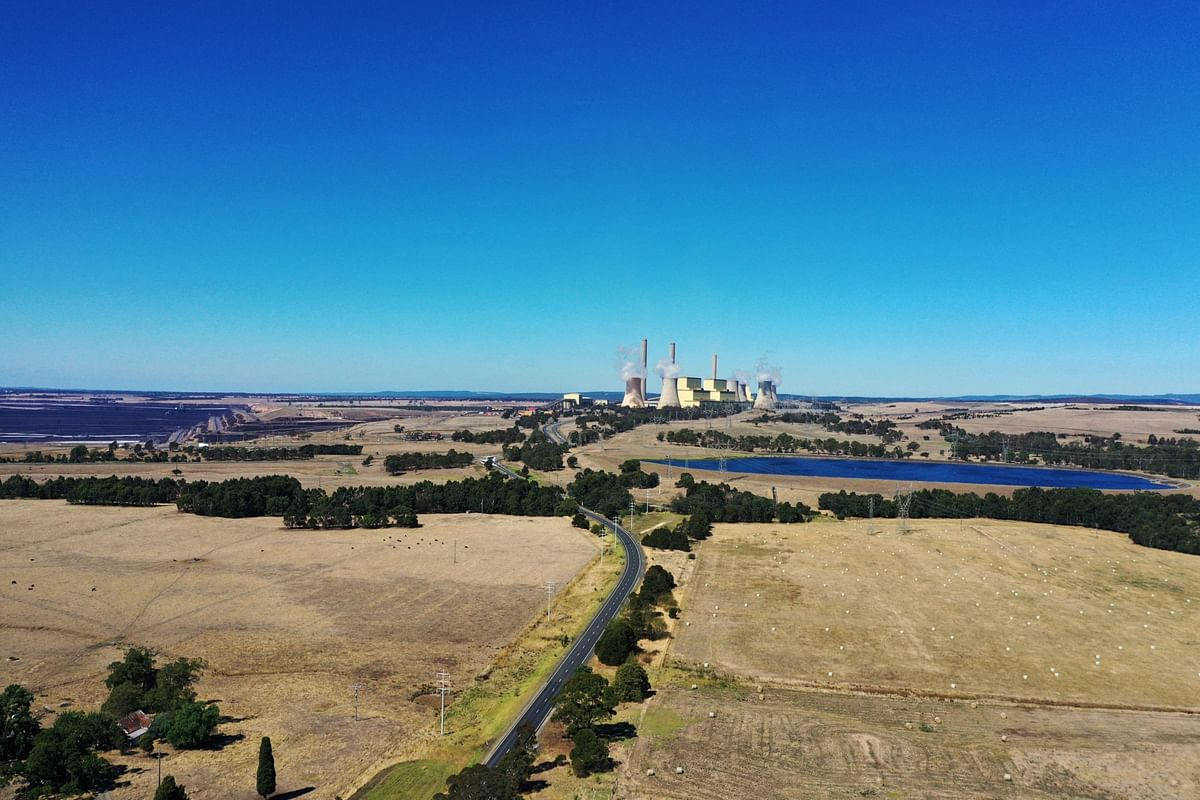 Plumes of Potent Methane Gas Spotted Near Australia Coal Mines
