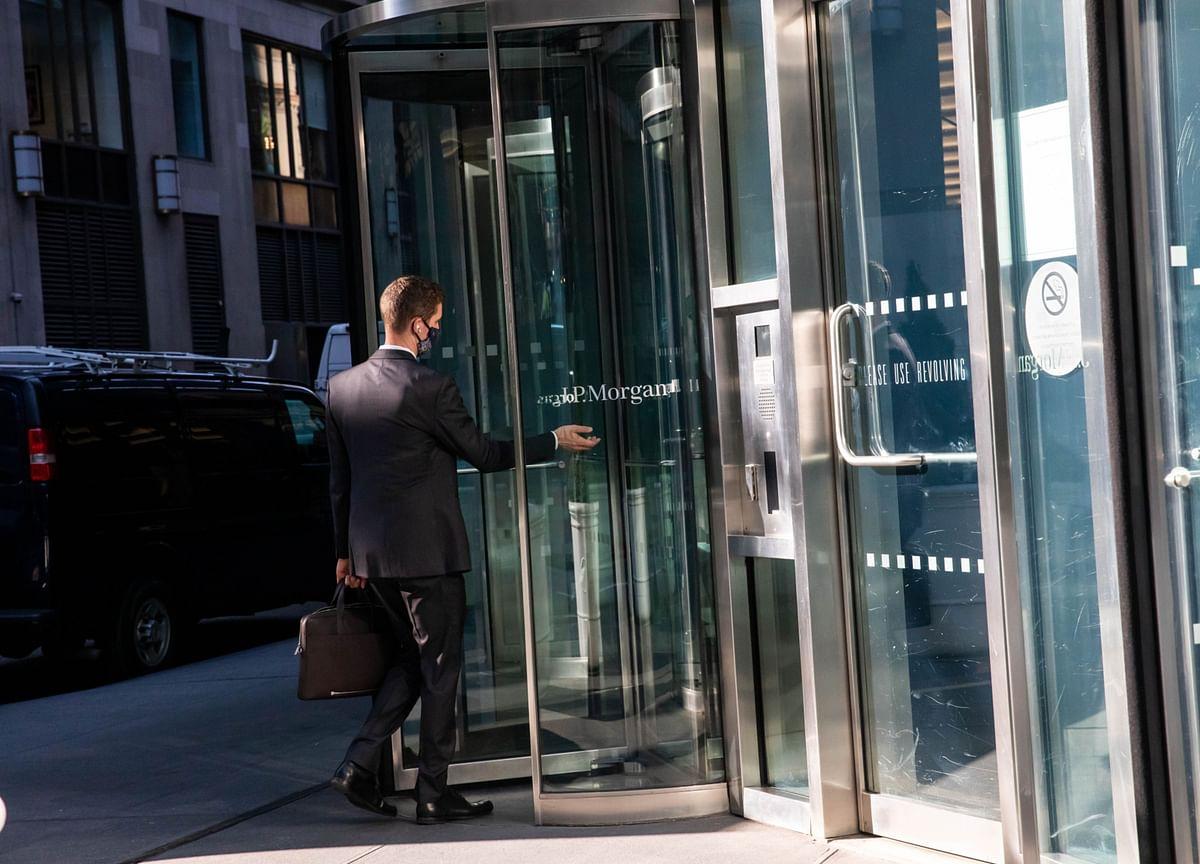 JPMorgan's Bankers Notch Record Quarter on Merger Flurry