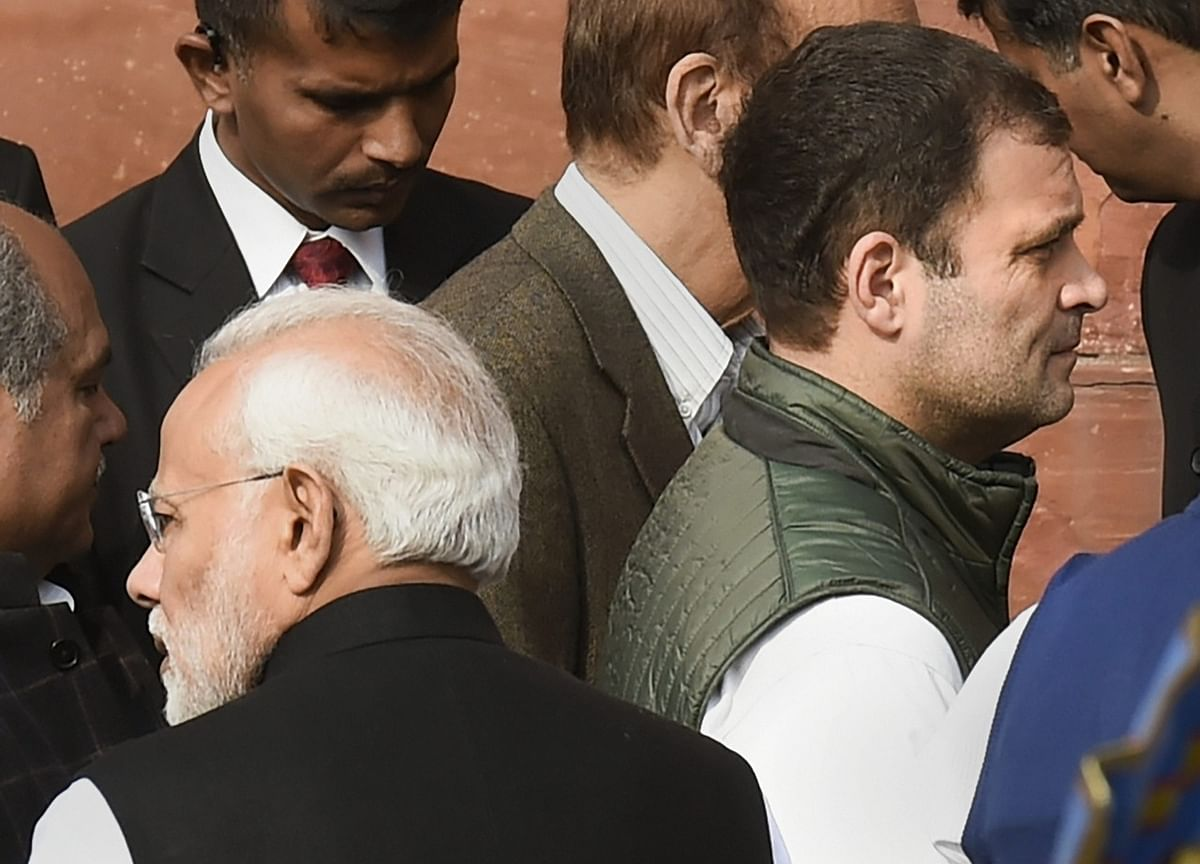 India Opposition Says Modi Used Spyware on Rival Rahul Gandhi