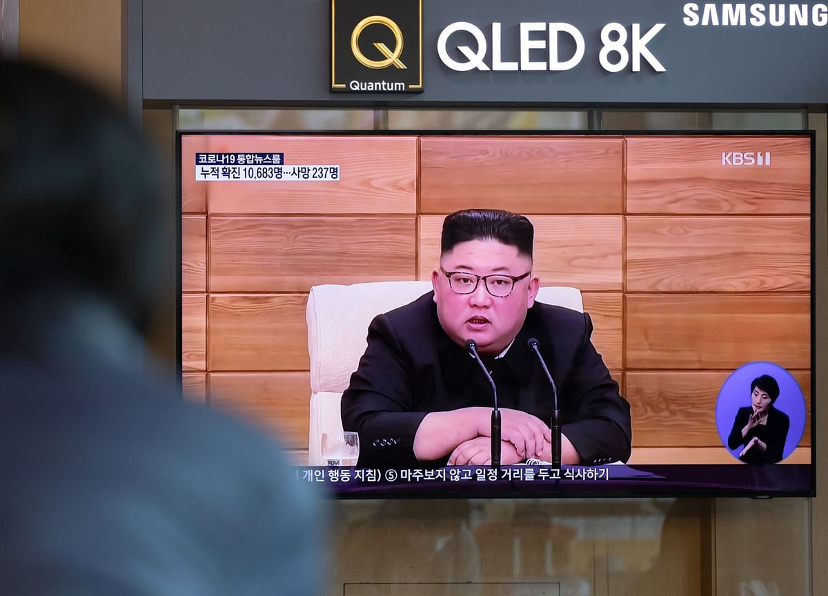 Kim Jong Un Sounds Alarm on Covid With Warning of 'Great Crisis'