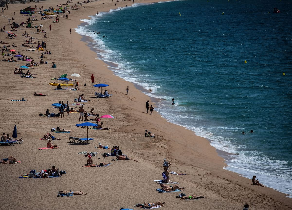 Europe's Summer in Peril as France Warns on Spain, Portugal