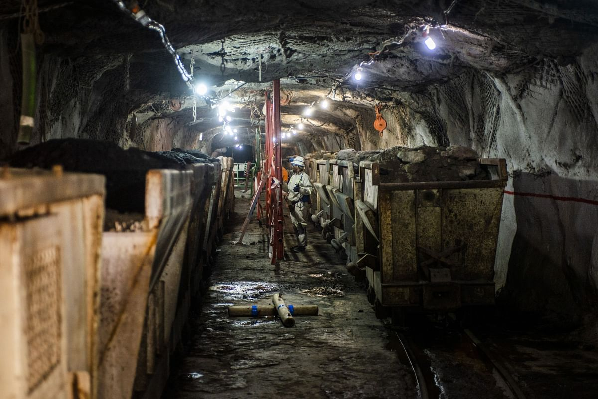 Iconic South African Mines Ravaged Economy's Unlikely Savior