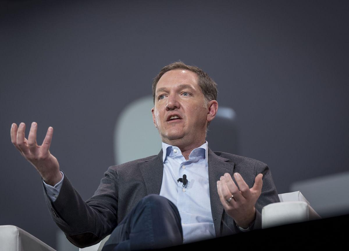 IBM President Whitehurst Exits in CEO's Shake-Up; Shares Dip